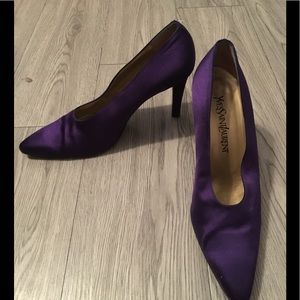 Yves Saint Laurent heels ❕